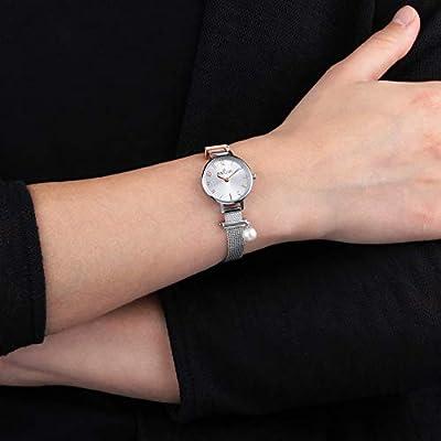 Morellato Reloj Analógico para Mujer de Cuarzo con Correa en Acero Inoxidable R0153142525 de MORELLATO