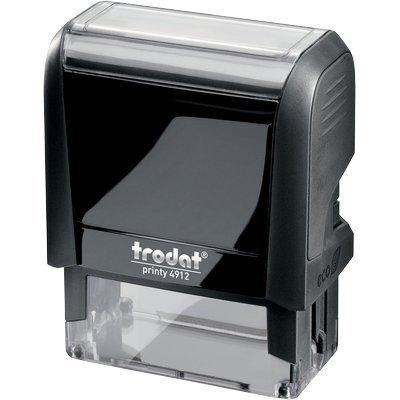 Trodat Eco Printy tr39504.0selbstfärbende Bürostempel.