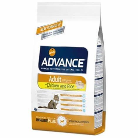 Advance Gato Chicken & Rice 1,5 kg