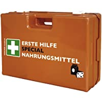 Gramm Verbandkoffer SPECIAL Nahrungsmittel gefüllt nach DIN 13157 preisvergleich bei billige-tabletten.eu