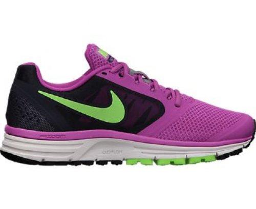 Nike, Wmns Nike Zoom Vomero+ 8, Scarpe sportive, Donna club pink flash lime grid iron 630