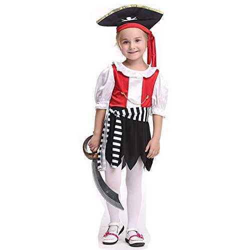 HSKS Halloween Kinder, Jazz Dance, Kostüme, Kostüme, Cosplay, Anime Kostüme, Kinder Street Dance, Fotografie Kleidung-S (Street Jazz Kostüm)