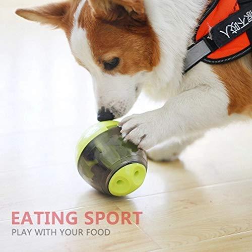 n Stick Spielzeug aus Essen Ball großer Hund golden Retriever hundebiss Tumbler Hund Spielzeug versorgt,pink ()