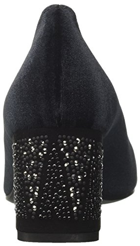MELLUSO  D5134a, Damen Pumps, schwarz - schwarz - Größe: Schwarz
