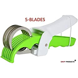 GKP Products ® 5-Blade Multi Vegetable Cutter Chopper.
