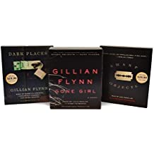 Gillian Flynn CD Audiobook Bundle: Gone Girl; Dark Places; Sharp Objects