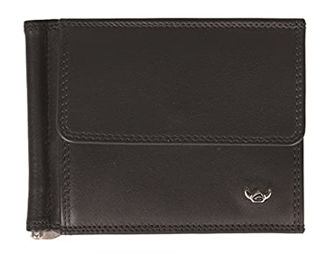 Golden Head Polo Money Clip Billfold Wallet