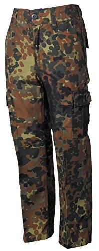 Kinder BW US Army Hose Rangerhose BDU urban S-XXL (122-176) XS,flecktarn/BW camo Urban Camo Bdu