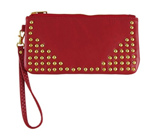 Things2Die4, Borsetta da polso donna Red