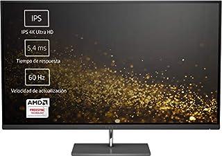 HP Envy 27s - Monitor IPS 4K Ultra HD (3840 x 2160 Pixeles, LED, 4K Ultra HD, IPS, 1300:1, AMD FreeSync) Color Negro (B01MRLQMFB) | Amazon price tracker / tracking, Amazon price history charts, Amazon price watches, Amazon price drop alerts