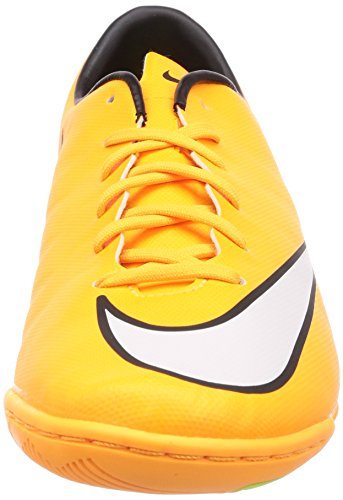 Nike Mercurial Victory V Ic, Chaussures de Football homme Orange (laser Orange/white-black-volt 800)