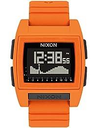 Nixon Reloj Hombre de Digital con Correa en Silicona A1212-211-00