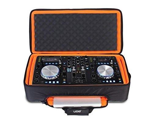 UDG Ultimate Midi Controller Backpack Groß Schwarz/Orange U9104BLOR (Ns6 Controller)