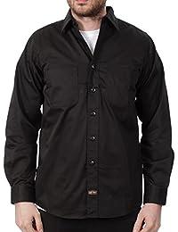 Camisa de trabajo Jesse James Heavy Duty Negro