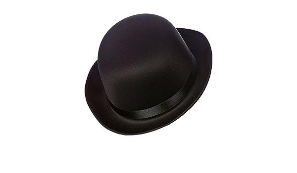 Laurel /& Hardy chapeau melon noir Col /& Nœud Papillon Ensemble Film muet robe fantaisie