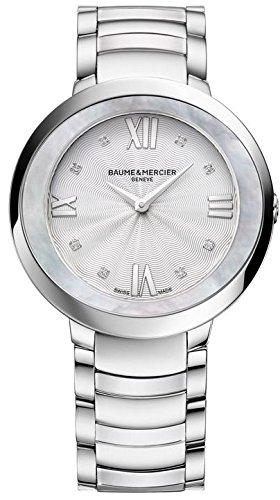 Reloj de pulsera para mujer-MOA10178 & Baume Mercier