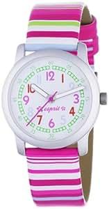 Esprit - A.ES000CD4039 - Montre Fille - Quartz - Analogique - Bracelet Résine multicolore