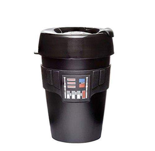 KeepCup - Taza de café reutilizable, Darth Vader Original, 12-Ounce/Medium