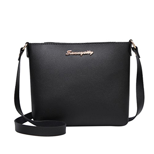 SANFASHION Frauen Fashion Solid Color Messenger Bag Crossbody Tasche Telefon Münztüte
