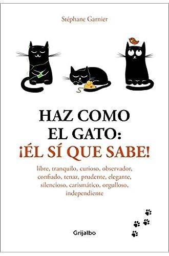 Haz como el gato: ¡Él sí que sabe