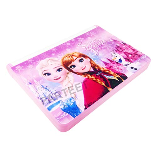 PARTEET Utility Book Shelf Pencil Box And Drawing Board For Kids(Frozen)