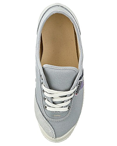 Kawasaki Unisex-Erwachsene Retro Basic Sneaker Grau (Light Grey)