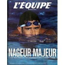 EQUIPE MAGAZINE (L') [No 1002] du 21/07/2001 - ESPOSITO - NAGEUR MAJEUR.