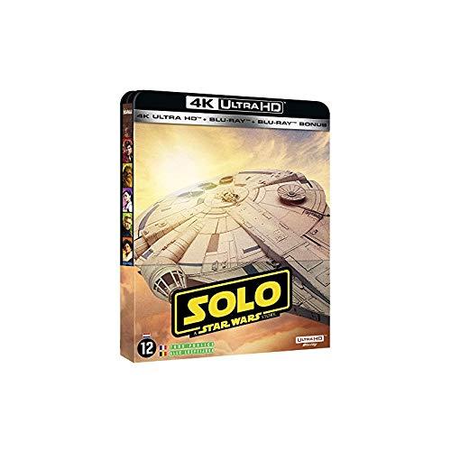 Image de Solo : a Star Wars story -  4K + 2D Blu-ray [4K Ultra HD + Blu-ray]