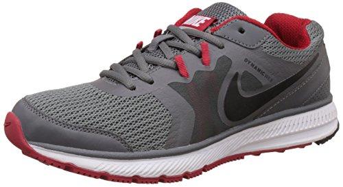 Nike Men's Zoom Winflow 2 Dark Grey Running Shoes - 9 UK/India (44 EU)(10 US)(8375248-288)
