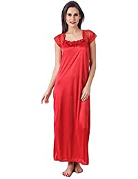 dc5d84c3e5 Amazon.in: Satin - Sleepwear / Girls: Clothing & Accessories