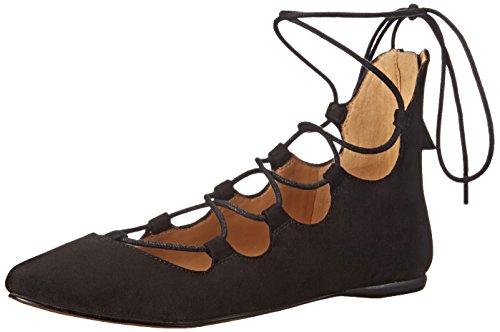 nine-west-sign-me-up-femmes-us-5-noir-chaussure-plate