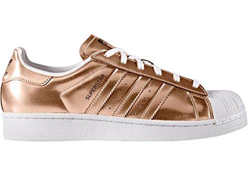 adidas Superstar W Copper Metallic Copper Metallic White Cuivre