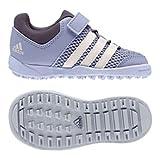 adidas Unisex Baby Daroga Plus AC Sneaker, Blau (Chablu/Trapur/Aerblu 000), 22 EU
