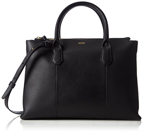 HUGO Gisah 10174480 01, shoppers Noir - Noir