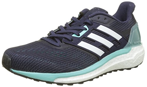Adidas Damen Supernova Supernova-BB3485 Laufschuhe, Blau (Noble Ink/footwear White/energy Aqua), 40 EU