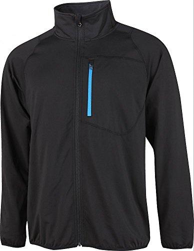 High Colorado Kian - Sweat-shirt Homme - noir 2016 Veste polaire Noir - Noir