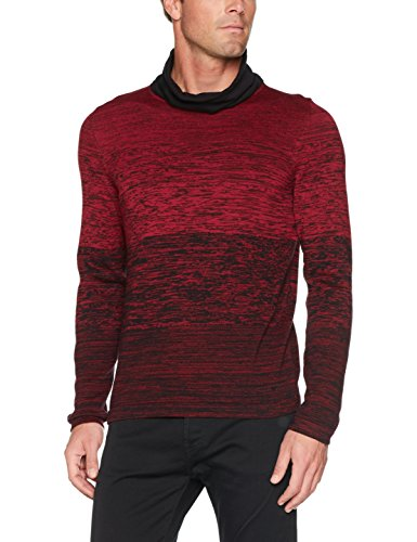 Q/S designed by - s.Oliver Herren Pullover Rot (36W0)