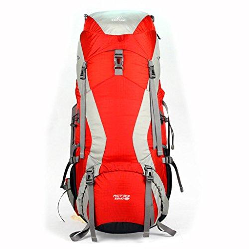 Sacs à bandoulière alpinisme sac à dos grande capacité sports de plein air de camping randonnée sac à dos