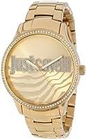 Reloj Just Cavalli R7253127508 de cuarzo para mujer con correa de acero inoxidable, color plateado de Just Cavalli