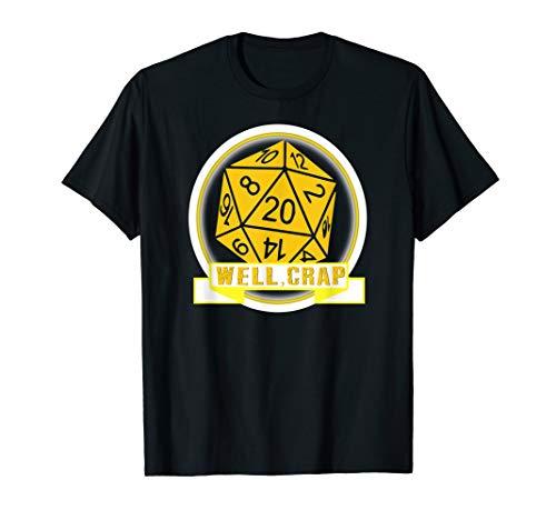 Würfel  Brettspiel Rollenspiel Zocker Spiel Spruch Geschenk T-Shirt