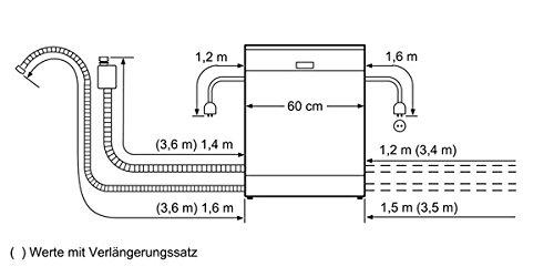 Siemens iQ500 SN45M539EU speedMatic - 6