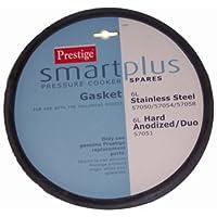 Prestige Smartplus Stainless Steel Pressure Cooker Spares, Gasket - Black