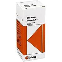 SYNERGON KOMPLEX 69 Erysimum Tropfen 50 ml preisvergleich bei billige-tabletten.eu