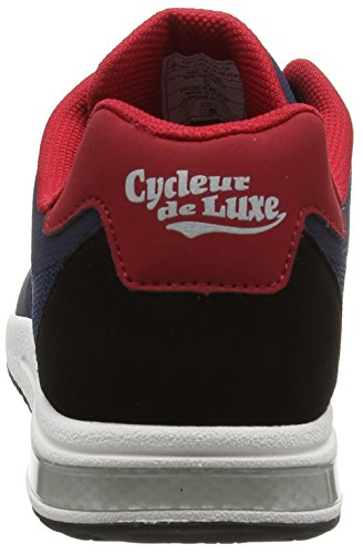 Cycleur De Luxe NEW CRASH, Baskets hautes homme Bleu - Bleu marine