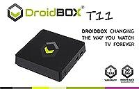 DroidBOX T11 Windows 10 Mini PC Media Center Intel Atom X5 Z8300 64bit Quad Core 1.83ghz CPU 2GB 32GB 4K HDMI/VGA 2.5' SSD HDD expandable