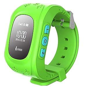 Smart Watch Kinder Smart Phone Uhr SOS Anruf GPS Junge Mädchen Anti-verlorene Finder Voice Chat für Android und IOS