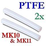 2x PTFE Teflon Ersatz Röhrchen für MK10 MK11