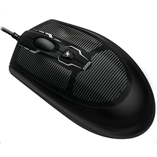 Cxp Boutiques G100S Wired Gaming Mouse Esports Desktop-Computer Office-Business-Mapping Integrierte Maus G90 Upgrade (Maus Computer Wired Apple)