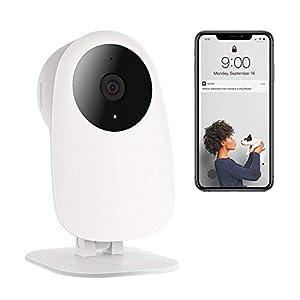 Nooie Telecamera IP WiFi, videocamera sorveglianza interno wifi HD 1080P, baby monitor con visione notturna super IR…