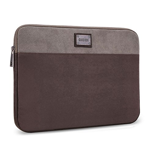 CAISON 15.6 Zoll Laptophülle Sleeve Case Etui Notebook Hülle Tasche für 15.6